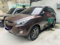Brown Hyundai Tucson 2015 for sale in Manila