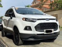 Selling White Ford Ecosport 2017 in Manila