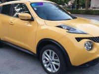 Yellow Nissan Juke 2015 for sale in Bonifacio Global City (BGC)