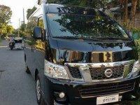 Sell Black 2018 Nissan Nv350 urvan in Manila