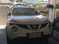 White Nissan Juke 2016 for sale in Manila