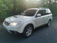 Sell White 2011 Subaru Forester in Manila