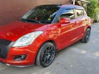 Red Suzuki Swift 2011 for sale in Valenzuela