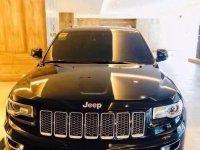 Black Jeep Grand Cherokee 2015 for sale in Manila