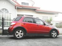 Red Suzuki Sx4 2010 for sale in Manila