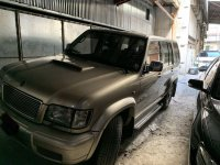 Silver Isuzu Trooper 2003 for sale in Manila