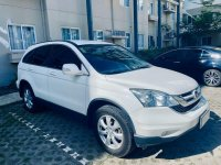 Sell White 2011 Honda Cr-V in Calamba