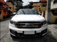 Selling White Ford Everest 2018 SUV / MPV at 26000 in Bacoor
