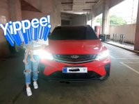 Red Geely Coolray for sale in Manila
