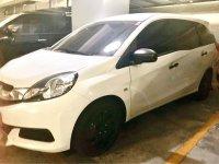 Selling Honda Mobilio 2016 in Makati