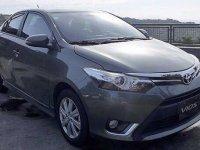 Selling Grey Toyota Vios 2015 in Manila