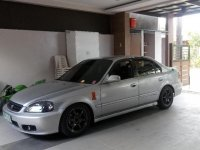 Silver Honda Civic 2011 for sale in Quezon City