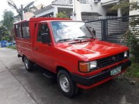 Sell Red 1993 Toyota tamaraw in Manila