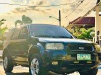 Black Ford Escape 2004 for sale in Automatic
