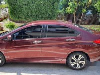 Sell Red 2015 Honda City Automatic Gasoline