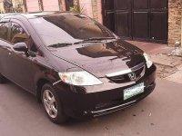 Black Honda City 2005 Automatic for sale