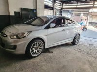 Sell Silver 2012 Hyundai Accent in Manila