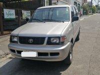 Sell Silver 2001 Toyota Revo in Paranaque City