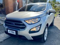 Sell Silver 2018 Ford Ecosport in Manila