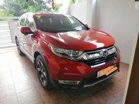 Sell Red 2018 Honda Cr-V in Manila