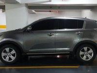 Sell Silver 2012 Kia Sportage Automatic Gasoline
