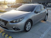 Silver Mazda 3 2014 Hatchback  for sale