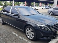 Sell Black 2017 Mercedes-Benz S500 at 30000 km
