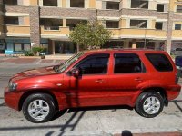 Selling Red Ford Escape 2008 in Quezon City