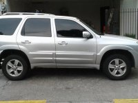 Silver Mazda Tribute 2009 Automatic for sale