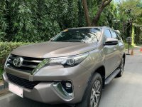 Sell 2018 Toyota Fortuner in Makati
