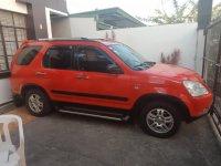 Selling Orange Honda Cr-V 2010 in Quezon City