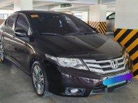 Black Honda City 2013 for sale in Mandaluyong