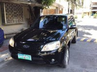 Black Ford Escape 2012 Automatic for sale