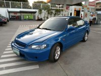 Selling Blue Honda Civic 1998 in Ayala Mall Cebu