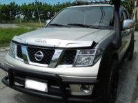 Selling Purple Silver Nissan Navara 2015 in Quezon City