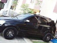 Black Kia Sorento 2007 for sale in Mandaue City