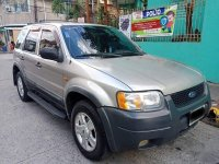 Sell Silver 2005 Ford Escape in Quezon City