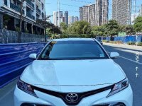 Selling White Toyota Camry 2018 in Taguig