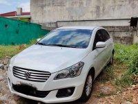 White Suzuki Ciaz 2018 for sale in Bayan-Bayanan Avenue