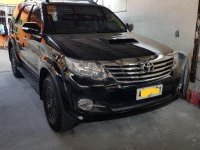 Selling Toyota Fortuner 2014 in Parañaque