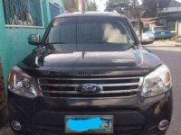 Black Ford Everest 2013 for sale in San Fernando
