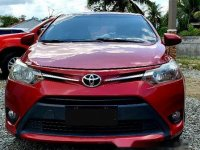 Selling Red Toyota Vios 2014 in Manila