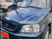 Selling Blue Honda Cr-V 2000 in Valenzuela