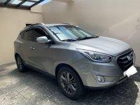 Sell Silver 2015 Hyundai Tucson in Manila