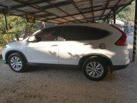 White Honda Cr-V 2009 for sale in Baguio