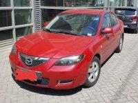 Red Mazda 3 2009 for sale in Manila