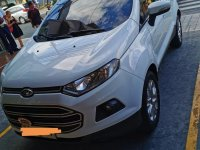 White Ford Ecosport 2014 for sale in Bacoor
