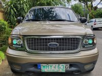 Golden Ford Expedition 2001 for sale in Quezon City