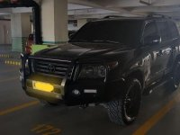 Sell Black 2015 Toyota Land Cruiser in Quezon City