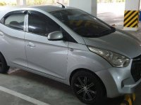 Selling Silver / Grey Hyundai Eon 2014 in Manila